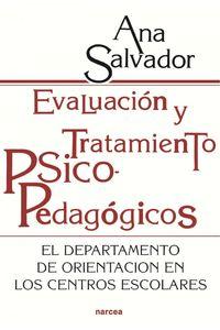 lib-evaluacion-y-tratamiento-psicopedagogico-narcea-9788427716773