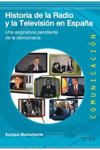 lib-historia-de-la-radio-y-la-tv-en-espana-gedisa-9788497845700
