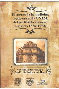 lib-pioneras-de-la-medicina-mexicana-en-la-unam-diaz-de-santos-9788499696805