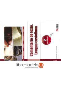 ag-comentario-de-texto-lengua-castellana-2-bachillerato-9788498265774