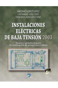 lib-instalaciones-electricas-de-baja-tension-2003-diaz-de-santos-9788490520161