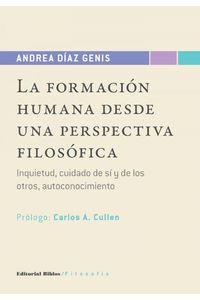 lib-la-formacion-humana-desde-una-perspectiva-filosofica-editorial-biblos-9789876915007