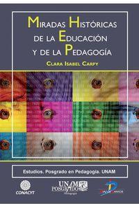 lib-miradas-historicas-de-las-educacion-y-la-pedagogia-diaz-de-santos-9788499696065