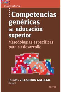 lib-competencias-genericas-en-educacion-superior-narcea-9788427720787