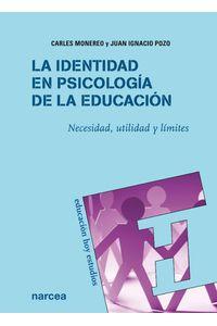 lib-la-identidad-en-psicologia-de-la-educacion-narcea-9788427718432