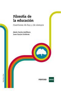 lib-filosofia-de-la-educacion-narcea-9788427719200