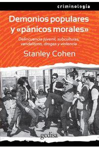 lib-demonios-populares-y-panicos-morales-gedisa-9788497848893