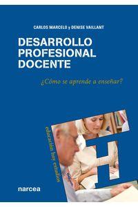 lib-desarrollo-profesional-docente-narcea-9788427717701
