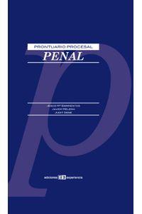 lib-prontuario-procesal-penal-ediciones-experiencia-9788496283947