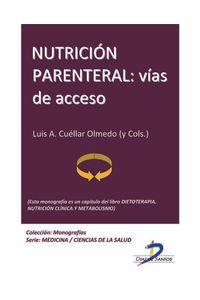 lib-nutricion-parenteral-vias-de-acceso-diaz-de-santos-9788499692951