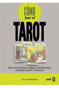 lib-como-leer-el-tarot-afinita-editorial-edaf-9788441434370