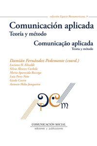 lib-comunicacion-aplicada-teoria-y-metodo-comunicacin-social-ediciones-9788415544821