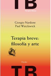 lib-terapia-breve-filosofia-y-arte-herder-editorial-9788425430060
