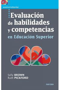lib-evaluacion-de-habilidades-y-competencias-en-educacion-superior-narcea-9788427720022