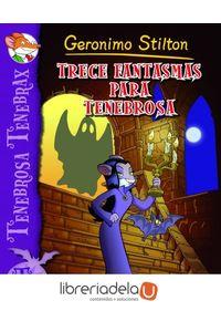ag-trece-fantasmas-para-tenebrosa-9788408102236