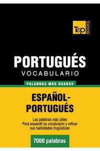 lib-vocabulario-espanolportugues-7000-palabras-mas-usadas-tp-books-9781783141630