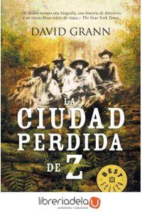ag-la-ciudad-perdida-de-z-9788499088105