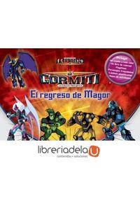 ag-gormiti-el-regreso-de-magor-9788444167343