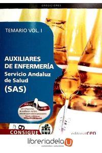 ag-auxiliares-de-enfermeria-servicio-andaluz-de-salud-sas-temario-vol-i-9788468113548