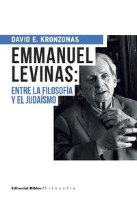 lib-emmanuel-levinas-entre-la-filosofia-y-el-judaismo-editorial-biblos-9789876914949