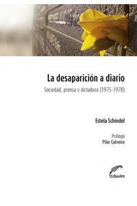 lib-la-desaparicion-a-diario-editorial-universitaria-villa-mara-9789876990127