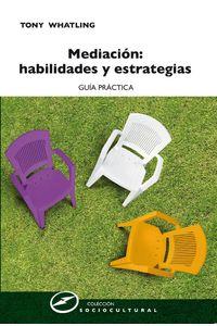 lib-mediacion-habilidades-y-estrategias-narcea-9788427719613