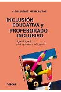 lib-inclusion-educativa-y-profesorado-inclusivo-narcea-9788427719323