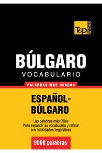 lib-vocabulario-espanolbulgaro-9000-palabras-mas-usadas-tp-books-9781783141197