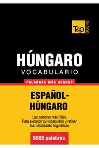 lib-vocabulario-espanolhungaro-9000-palabras-mas-usadas-tp-books-9781783141203