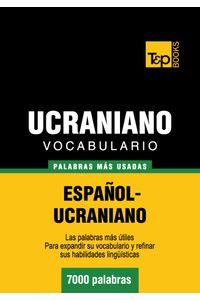 lib-vocabulario-espanolucraniano-7000-palabras-mas-usadas-tp-books-9781783141692