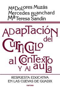 lib-adaptacion-del-curriculo-al-contexto-y-al-aula-narcea-9788427716797