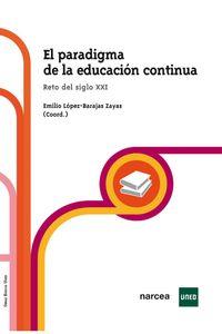 lib-el-paradigma-de-la-educacion-continua-narcea-9788427717756