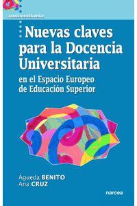 lib-nuevas-claves-para-la-docencia-universitaria-en-el-espacio-de-educacion-superior-narcea-9788427718739