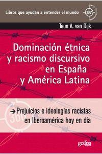 lib-dominacion-etnica-y-racismo-discursivo-en-espana-y-america-latina-gedisa-9788497844529