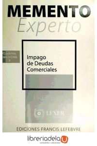 ag-memento-experto-impago-de-deudas-comerciales-9788492612208
