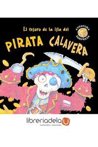 ag-el-tesoro-de-la-isla-del-pirata-calavera-9788498252279