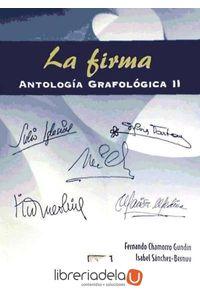 ag-la-firma-antologia-grafologica-ii-9788497272629