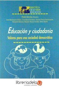 ag-educacion-y-ciudadania-valores-para-una-sociedad-democratica-9788497426107