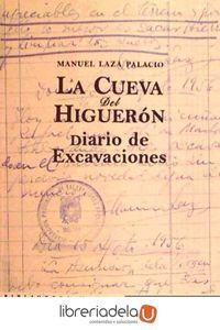 ag-la-cueva-del-higueron-cuaderno-de-excavaciones-9788496124097