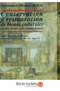 ag-diccionario-tecnico-akal-de-conservacion-y-restauracion-de-bienes-culturales-espanol-aleman-ingles-italiano-frances-9788446012276