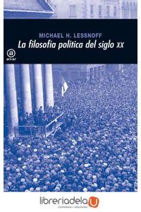 ag-la-filosofia-politica-del-siglo-xx-9788446012931