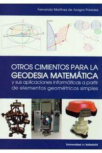 otros-cimientos-para-la-geodesia-matematica-9788484488606--silu-esp