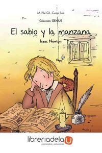 ag-el-sabio-y-la-manzana-isaac-newton-9788484129158