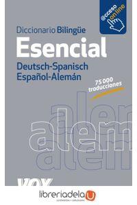 ag-diccionario-esencial-aleman-espanol-deutsch-spanisch-9788499742014