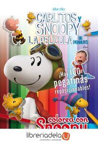 ag-carlitos-y-snoopy-la-pelicula-colorea-con-snoopy-9788416261444
