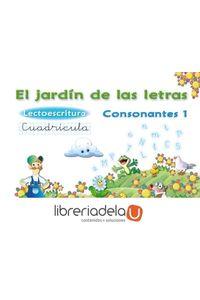 ag-el-jardin-de-las-letras-lectoescritura-educacion-infantil-5-anos-cuaderno-1-cuadricula-algaida-editores-9788498776232