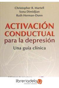 ag-activacion-conductual-para-la-depresion-una-guia-clinica-desclee-de-brouwer-9788433026217