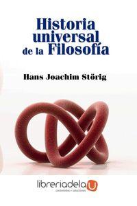 ag-historia-universal-de-la-filosofia-editorial-tecnos-9788430958085