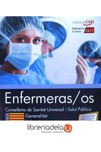 ag-enfermerasos-conselleria-de-sanitat-universal-i-salut-publica-generalitat-valenciana-temario-especifico-ii-editorial-cep-sl-9788468171449