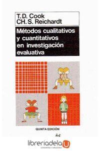 ag-metodos-cualitativos-y-cuantitativos-en-investigacion-evaluativa-ediciones-morata-sl-9788471123107